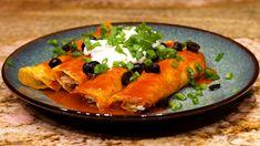 Keto Chicken Enchilada Recipe