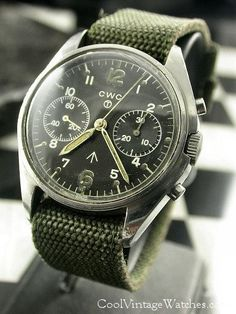 Watches Ideas pixels Discovred by : Todd Snyder Vintage Military Watches, Army Watches, Vintage Watches For Men, Vintage Rolex, Wrist Watches, Armani Watches For Men, Luxury Watches For Men, Best Looking Watches, Cool Watches
