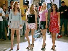 We have 28 GIFs to celebrate the 11th anniversary of 'Mean Girls.'