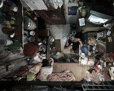rendering freedom: A claustrofóbica Hong Kong: prisão ou salvação?