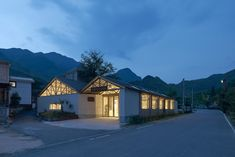 Gallery of The Memory House of Shanchuan Town / The Design Institute of Landscape and Architecture China Academy of Art - 13