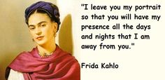 frieda kahlo quotes | Frida Kahlo quotations, sayings. Famous quotes of Frida Kahlo.