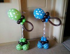 Balloon pacifier