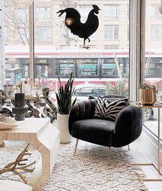 This just in: The Chaplin Chair by Classic Living Room, Sofa Chair, Interior Design Inspiration, Armchairs, Furnitures, Boutiques, Rugs On Carpet, Apartments, Living Rooms