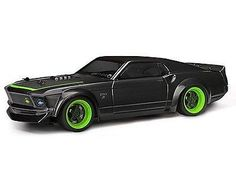 HPI Racing 1/10 Sprint 2 Sport RTR w/'69 Mustang RTR-X