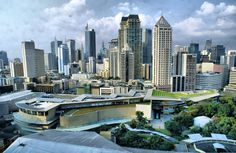 Boom economico delle #Filippine: affari immobiliari in vista   #RealEstate #MercatoImmobiliare #Skyline