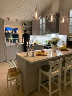 Ikea Kitchen, Table, Room, Furniture, Home Decor, Home Ideas, House, Ikea Galley Kitchen, Bedroom