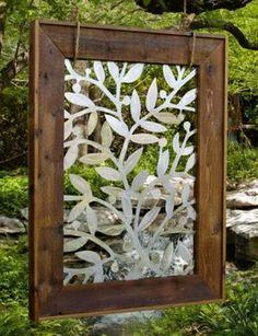 Home and Garden Metal Sculpture