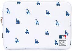Herschel Supply Co. Let's Go Dodgers, Herschel Supply Co, Los Angeles Dodgers, Laptop Bag, Tech Accessories, Bags, Polyvore, Design, Life