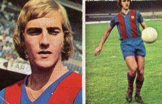 JOHAN NEESKENS (F.C. Barcelona - 1975)