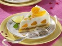 Jogurtový dort s mandarinkami Eggs, Pudding, Breakfast, Food, Morning Coffee, Custard Pudding, Essen, Egg, Puddings