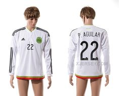 http://www.xjersey.com/201516-mexico-22-paguilar-away-long-sleeve-thailand-jersey.html 2015-16 MEXICO 22 P.AGUILAR AWAY LONG SLEEVE THAILAND JERSEY Only 33.11€ , Free Shipping!