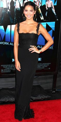 Cool Little Black Dress Olivia Munn arrived for the L.A. Film Festival premiere of Magic Mike in a lace ... Check more at http://24store.cf/fashion/little-black-dress-olivia-munn-arrived-for-the-l-a-film-festival-premiere-of-magic-mike-in-a-lace/