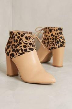 Seychelles Nonchalant Boots Vechetta/cheetah Boots #anthrofave #anthropologie