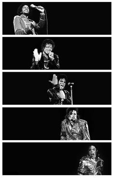 Michael Jackson and the tours