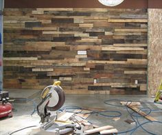 DIY: Decorating Your Home with Pallet Wall Art | Pallet Furniture Plans