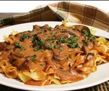 Recipe Beef Stroganoff by Melly1322 - Recipe of category Main dishes - meat