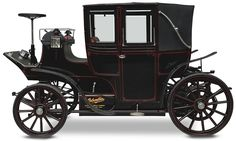 COLUMBIA - ELECTRIC LANDAULET - 1899