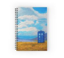 Spiral Notebook. TARDIS: Sightseeing Tardis, Doctor Who, Spiral, Crafting, Notebook, Cooking, Tips, Kitchen, Doctor Who Baby