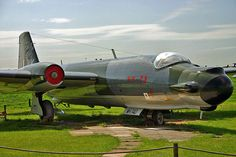 English Electric Canberra B.2/T.17 (WH740)