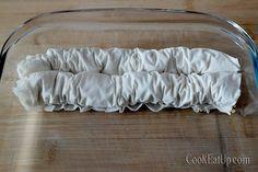 Το σαραγλί και τα μυστικά του ⋆ Cook Eat Up! Greek Pastries, Mom In Heaven, How To Make Bread, Greek Recipes, Bed Pillows, Pillow Cases, Food And Drink, Cooking, Home