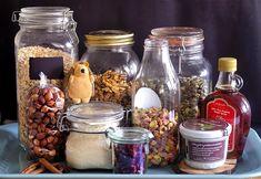 Snídaně na pár dní dopředu vyřešeny! Udělat si domácí granolu (pečené müsli) není vůběc nic těžkého. | Veganotic