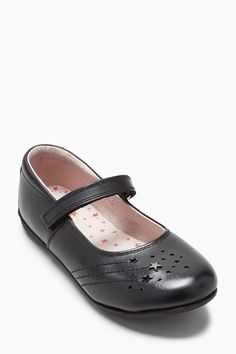 0147ef54d34d Buy Black Star Mary Jane Shoes (Older Girls) from Next USA Little Girl Shoes
