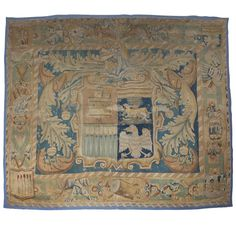 1stdibs - 17th Century Aubusson Marriage Rug explore items from 1,700  global dealers at 1stdibs.com