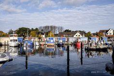 Fisch vom Kutter in Niendorf  // #Niendorf #Ostsee #Herbst #Fischer #LübeckerBucht  #SchleswigHolstein #Hafen #FischvomKutter #MeerART / gepinnt von www.MeerART.de