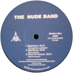 Nude Band, The - Spartacus