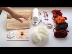 Tips on Cloth doll making fabrics - YouTube