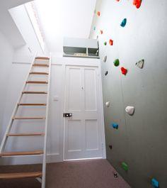 Voor het kind dat van klimmen houdt