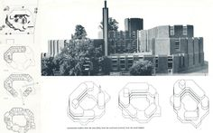 Perrygrove, Old People's Home by Stirling & Gowan