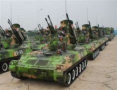 chinese military | ... PLA China Chinese army identification air defense anti-aircraft system Army Vehicles, Armored Vehicles, Chinese Tanks, People's Liberation Army, Tank Armor, Armored Truck, Tank Destroyer, Photo Images, Armored Fighting Vehicle
