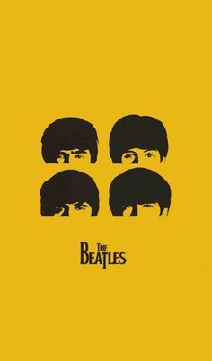 The Beatles are an English rock band which were founded in The most well known members are John Lennon, Ringo Starr, Paul McCartney and George Harrison. Poster Dos Beatles, Les Beatles, Beatles Art, Beatles Quotes, Beatles Guitar, Music Quotes, Music Songs, Music Videos, Band Wallpapers