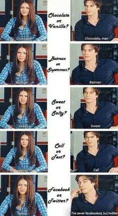 ♡ Nina & Ian / Interview