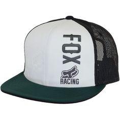 Fox Head Tantilizer Cap white ★★★★★