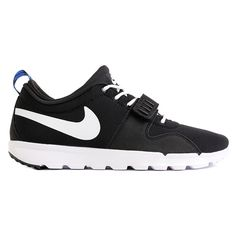 Nike SB Trainerendor SE Black / White / Distinct Blue