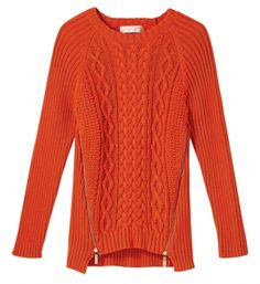 I just captured this MICHAEL Michael Kors Cotton Zipper Sweater (PSW9-138) with Magnetique. What do you think? - http://magnetique.com