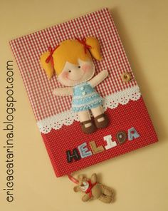 Hey Girl! Childrens book! It's gorgeous!  This lady is certainly talented at making beautiful things in felt!!!