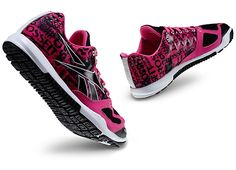 Now these would go brilliantly with my hot pink compresson socks. Talk about a little extra fashion motivation for a CrossFit workout. #MYFITPIN #fitgear Reebok Women's Reebok CrossFit Nano 2.0 - Online Exclusive Shoes   Official Reebok Store