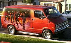 I wanna rock-n-roll all night... and drive my van all day...
