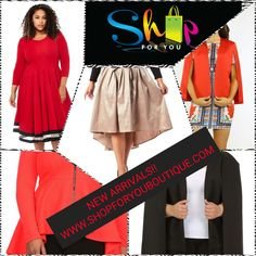 Get 20% off orders of $100 or more @www.shopforyouboutique.com using discount code: DECEMBER20. Expires 12/15/16. Online Clothing Boutiques, Boutique Clothing, Clothes For Women, Shopping, Fashion, Outerwear Women, Moda, Fashion Styles, Fashion Illustrations