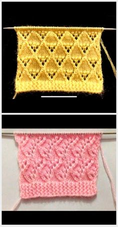 Knitting Help, Knitting Stitches, Knitting Designs, Knitting Patterns Free, Baby Knitting, Free Pattern, Crochet Patterns, Lace Design, Pattern Design
