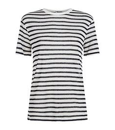 T by Alexander Wang Slub Breton T-Shirt available to buy at Harrods. Shop women's tops & earn reward points. Luxury shopping with Free Returns on UK orders.