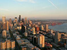 Wanna visit Seattle!