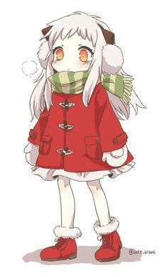 Immagine di anime, anime girl, and kawaii