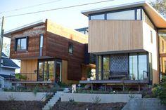 RALEIGH: Downtown Raleigh neighborhood gets modernist homes | Wake County | NewsObserver.com