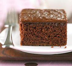 Chocolate Buttermilk Brownies