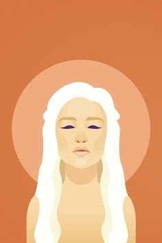 Unused vector portraits for my infographic. Style inspired by Stanley Chow's illustrations